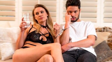 Virgin Handcuffed to Porn Star for 24 Hours