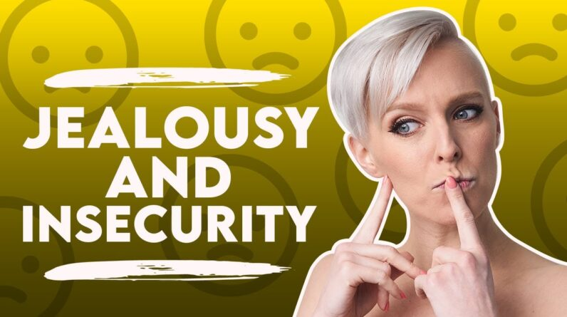 How to Deal with Jealousy and Insecurity in Relationships   Sex and Relationship Coach   Caitlin V