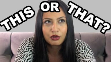 Adult Would You Rather | Adult This or That | TooTimid