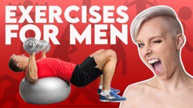 Kegel Exercises for Men | Sex and Relationship Coach | Caitlin V