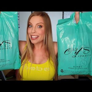 HOTTT TRY ON HAUL From OYS SPORTS!!