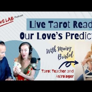 Our Live Tarot Reading - Kevin and Céline Love's Prediction