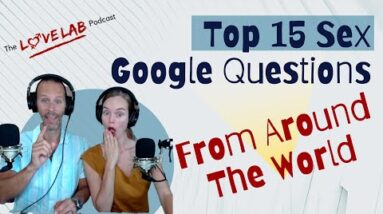Top 15 Sex Google Questions From Around The World