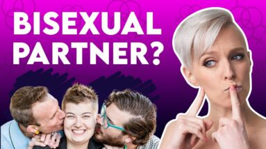 What to do if your Partner Comes Out as Bisexual?   Sex and Relationship Coach   Caitlin V